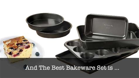 bakeware recommended which