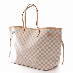 Taschen Von Louis Vuitton : luxuri se handtasche von louis vuitton in beige modell neverfull gm bags bags bags ~ Orissabook.com Haus und Dekorationen