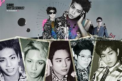Shinee Serious Why Pop Lover