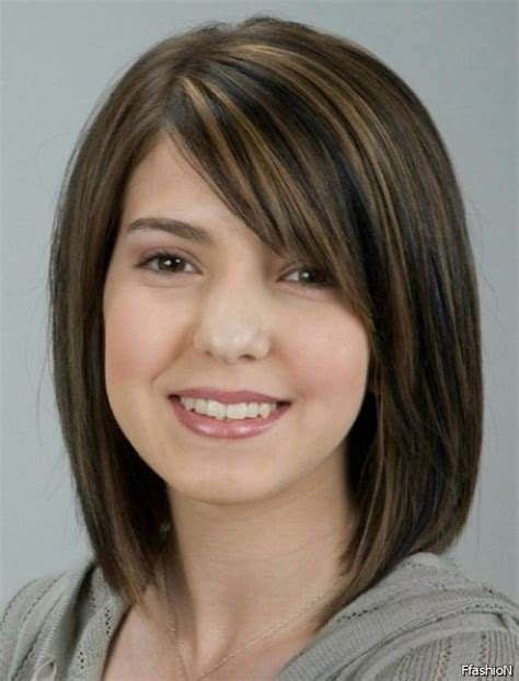 asian short hairstyle  oval face   girl