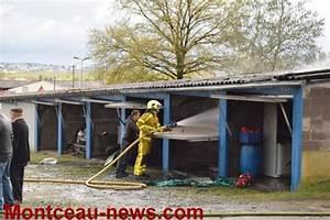Garage Macon : incendie de garages rue de lille au bois du verne macon news macon news ~ Gottalentnigeria.com Avis de Voitures