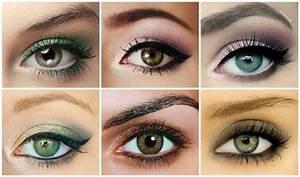 Maquillage Pour Yeux Marron : comment maquiller les yeux verts ~ Carolinahurricanesstore.com Idées de Décoration