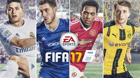 EA Sports FIFA 17 HD Wallpapers | HD Wallpapers | ID #18323