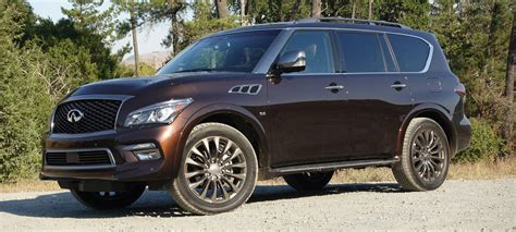 infiniti qx review  good suv