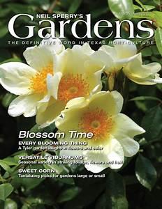 Neil Sperry U0026 39 S Gardens Magazine  April 2013