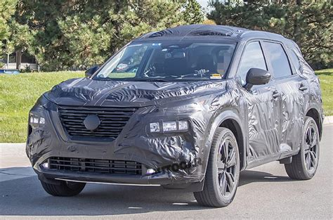 nissan rogue hints  styling    trail autocar