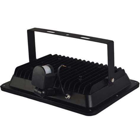 200w 1800w equiv led motion sensor floodlight warm white