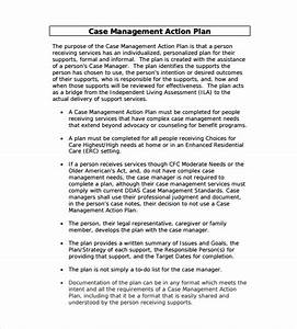 Management Action Plan Template - 9+ Download Documents In ...