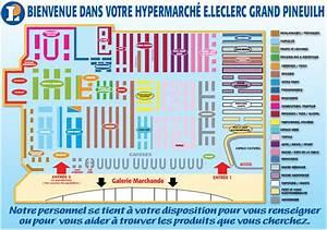 Leclerc Drive Plan De Campagne : plan de votre hypermarch centre commercial grand ~ Dailycaller-alerts.com Idées de Décoration