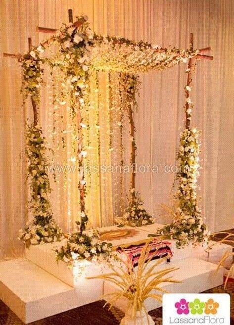 poruwa wedding decor sri lankan wedding lassana flora