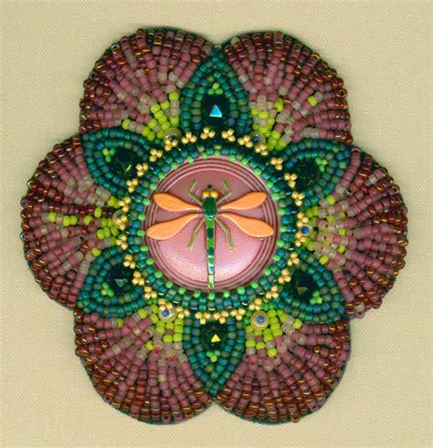 iroquois style raised beadwork lisa binkleys fiber art blog