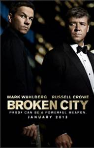 Advance Movie Review - Broken City - Conrad Zero