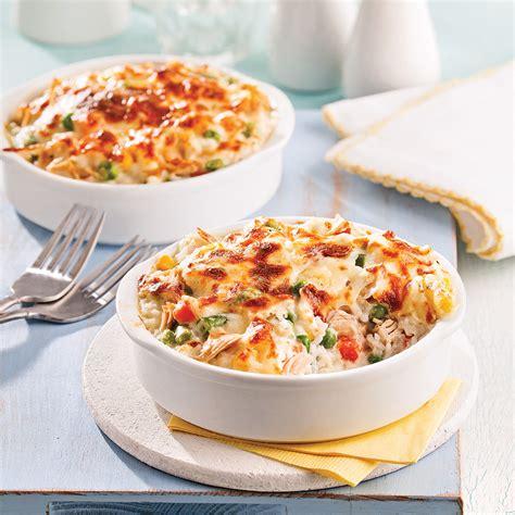 cuisiner thon casserole de légumes riz et thon recettes 5 15