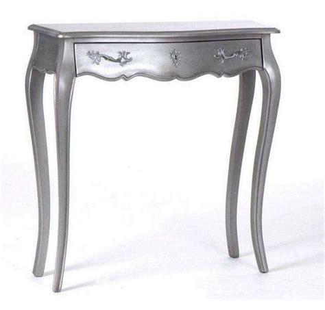 bureau baroque pas cher meubles baroques couleur argent le grenier de juliette