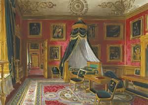 Inside Windsor Castle Queens Bedroom