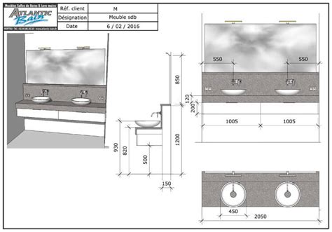 Rénovation Avec Un Grand Meuble Design En Béton Ciré Entre
