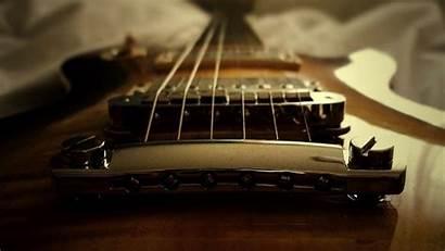 Wallpapers Guitar Desktop Les Studio Gibson Paul