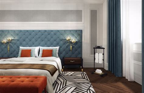 Hotel Bedroom Design Trends by Be Inspired By Hotel Interior Design Trends 2018