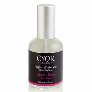 Parfum D Intérieur : parfum d 39 interieur cedre rose cyor collection de bougies ~ Premium-room.com Idées de Décoration