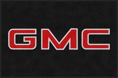 Custom Gmc Logo Rug