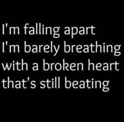 Instagram Broken Heart Quotes