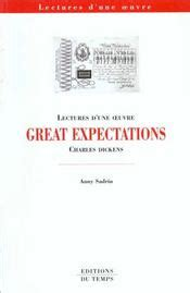 livre great expectations de charles dickens anny
