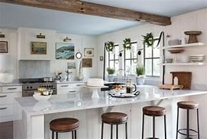 Modern Farmhouse Kitchen Design - Lamps Plus
