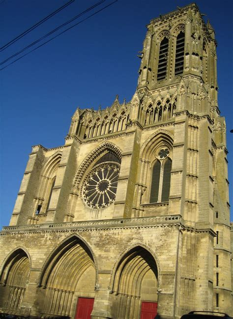 le bureau soissons katedra św gerwazego i św protazego w soissons
