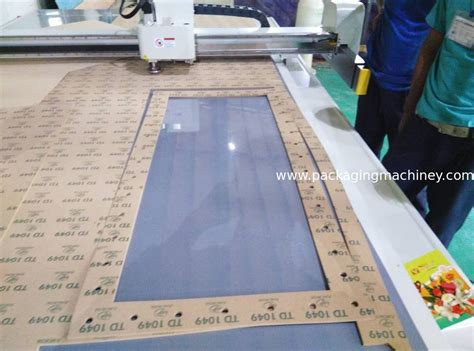 Cork Gasket Cnc Production Cutting Table Cutter Machine