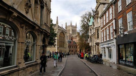 cambridge university campus visit england visions  travel