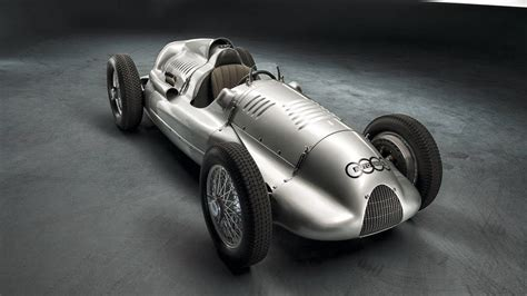 audi recovers missing  auto union type