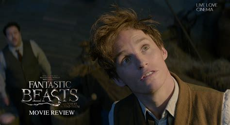 Cine Reviews 'fantastic Beasts And Where To Find Them' (2016