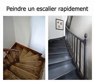 comment peindre rapidement un escalier en bois bricobistro With peindre des marches d escalier en bois 6 comment peindre rapidement un escalier en bois bricobistro