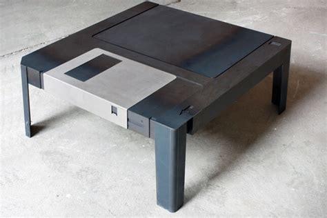 3 5 zoll diskette nostalgie gadget der 3 5 zoll floppy tisch