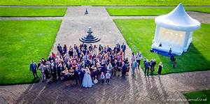 wedding aerial photography video manchester With aerial wedding photography