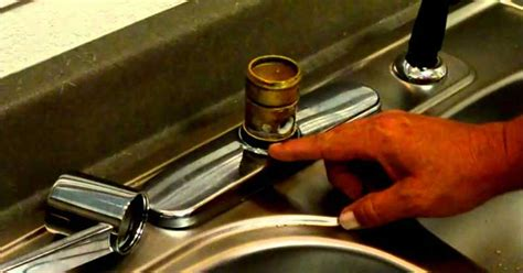 Do You Fix A Leaking Kitchen Faucet by Easiest Kitchen Faucet Sealant How To Seal Around Faucets