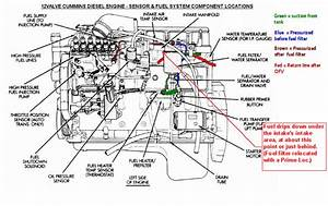 34 12 Valve Cummins Fuel System Diagram