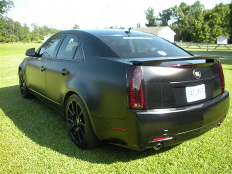 automotive air conditioning repair 2008 cadillac cts transmission control buy used 2008 matte black cadillac cts no reserve all black with system in conway south