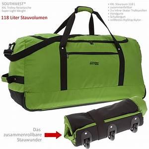 Leichter Koffer Für Flugreisen : trolley southwest light weight xxl 80 cm faltbar trolly ~ Kayakingforconservation.com Haus und Dekorationen
