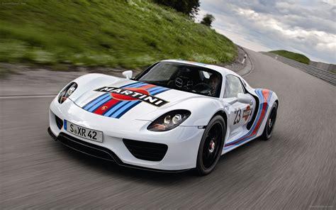Porsche 918 Spyder 2018 Widescreen Exotic Car Image 10 Of
