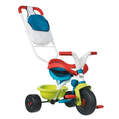 siege de velo bebe tricycle be move confort pop smoby king jouet vélos