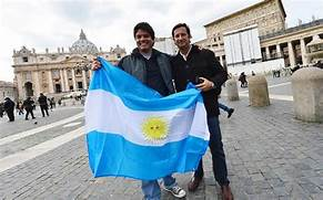Argentinian People White Argentinian People People Hold  Argentinian People White