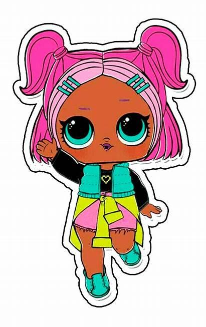 Lol Surprise Doll Dolls Aplique Tubete Unicorn