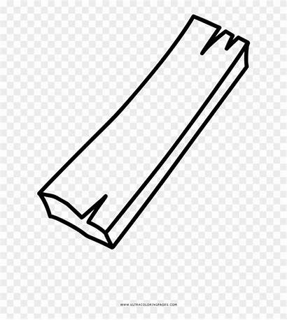 Wood Plank Clipart Coloring Google Clip Drawing