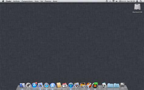 sfondi scrivania mac la schermata di login di come sfondo della scrivania