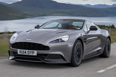 Review Aston Martin Vanquish by 2014 Aston Martin Vanquish Drive