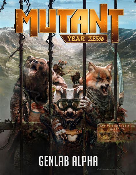 mutant year  genlab alpha