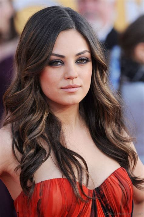 51 lovely hairstyles of mila kunis