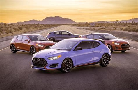 Hyundai 2019 : 2019 Hyundai Veloster Revealed, Performance Veloster N