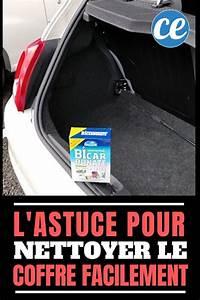 Comment Nettoyer Des Sièges De Voiture : l 39 astuce pour nettoyer et d sodoriser le coffre de la voiture sans effort ~ Melissatoandfro.com Idées de Décoration